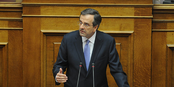 Greece Able to Call Its Own Tune